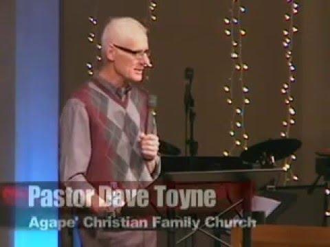 December 27, 2015 Pastor Dave Toyne