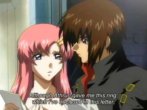kira yamato and lacus clyne relationship problems