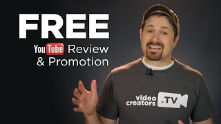 FREE Channel Review & Promotion for Your Message
