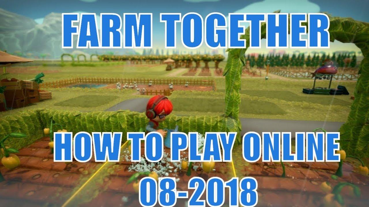 QUẢN LÝ - Farm together: Hướng Dẫn Tải Và Chơi Online trên Steam