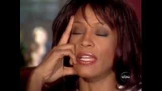 Whitney Houston & Diane Sawyer 4 déc 2002