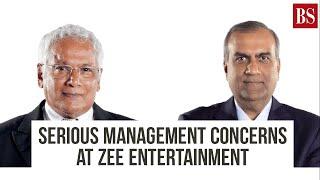 Serious management concerns at Zee Entertainment
