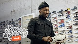 Download Mahershala Ali Goes Sneaker Shopping With Complex Mp3 and Videos