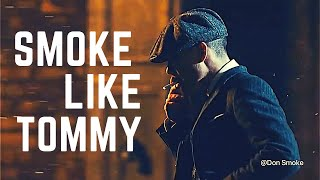 How To Smoke Lİke Thomas Shelby From The Peaky Blinders