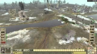 Men of War: Condemned Heroes Multiplayer Gameplay