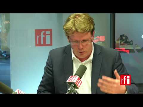 Live on Live - Talking French foreign policy and the presidential race - Manuel Lafont Rapnouil