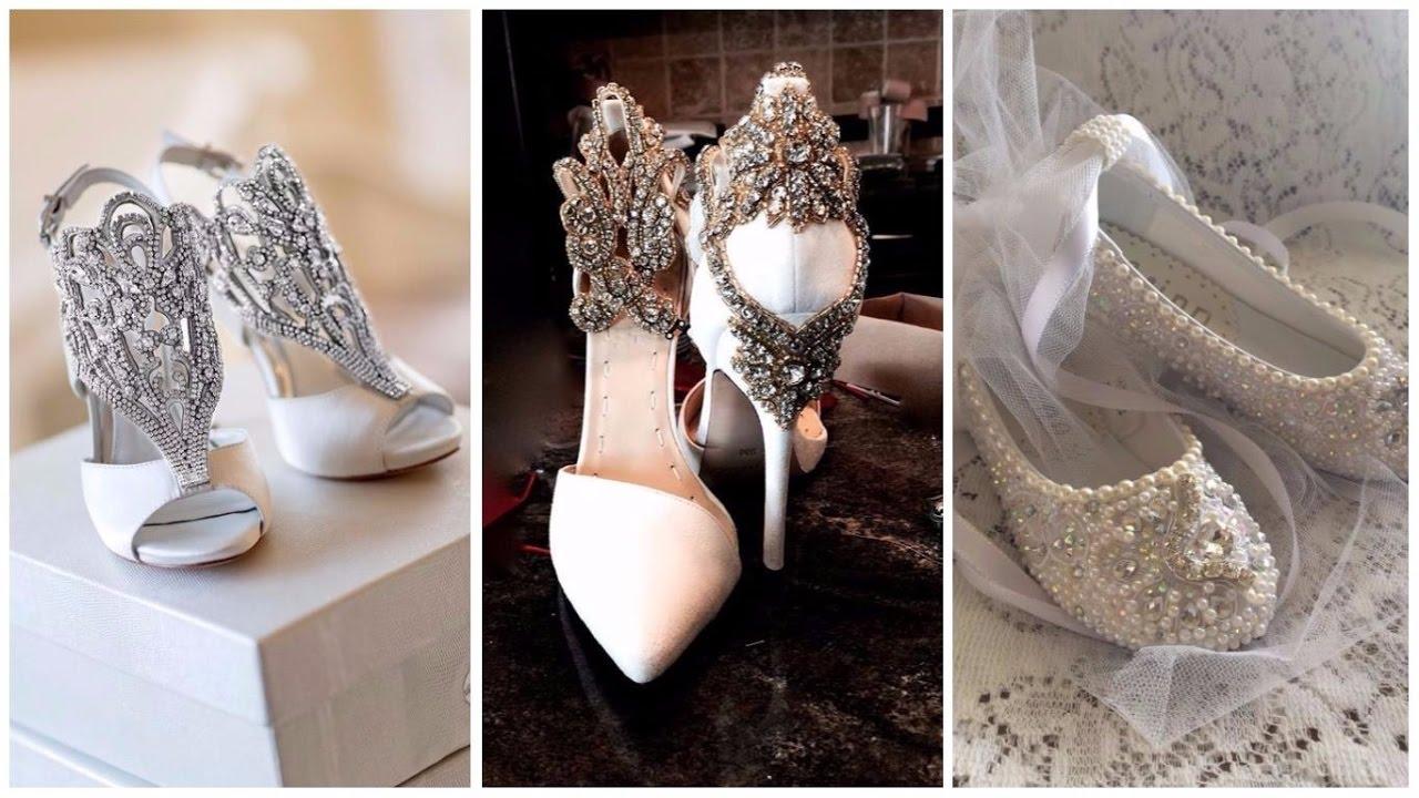 Zapatos para boda 2017 moda mujer zapatos boda youtube - Moda para boda ...