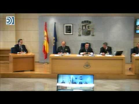Mariano Rajoy declara como testigo en la Audiencia Nacional