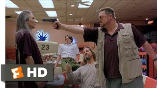 The Big Lebowski - You're Entering A World Of Pain Scene 4/12 | Movieclips