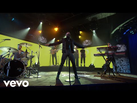 X Ambassadors - Ahead Of Myself (Jimmy Kimmel Live!/2018)