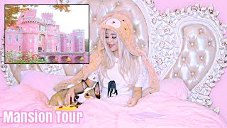 my-dream-princess-mansion-tour-and-turning-my-fan-art-into-plushies