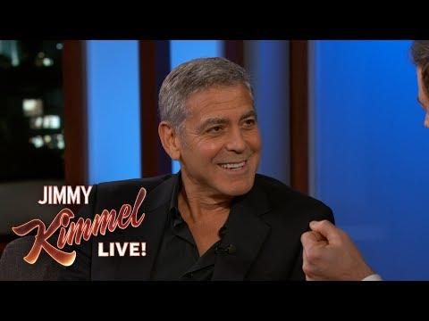 George Clooney on Directing Matt Damon