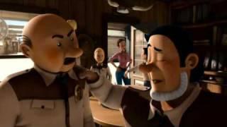 Trailer Suske & Wiske - De Texasrakkers (NL)