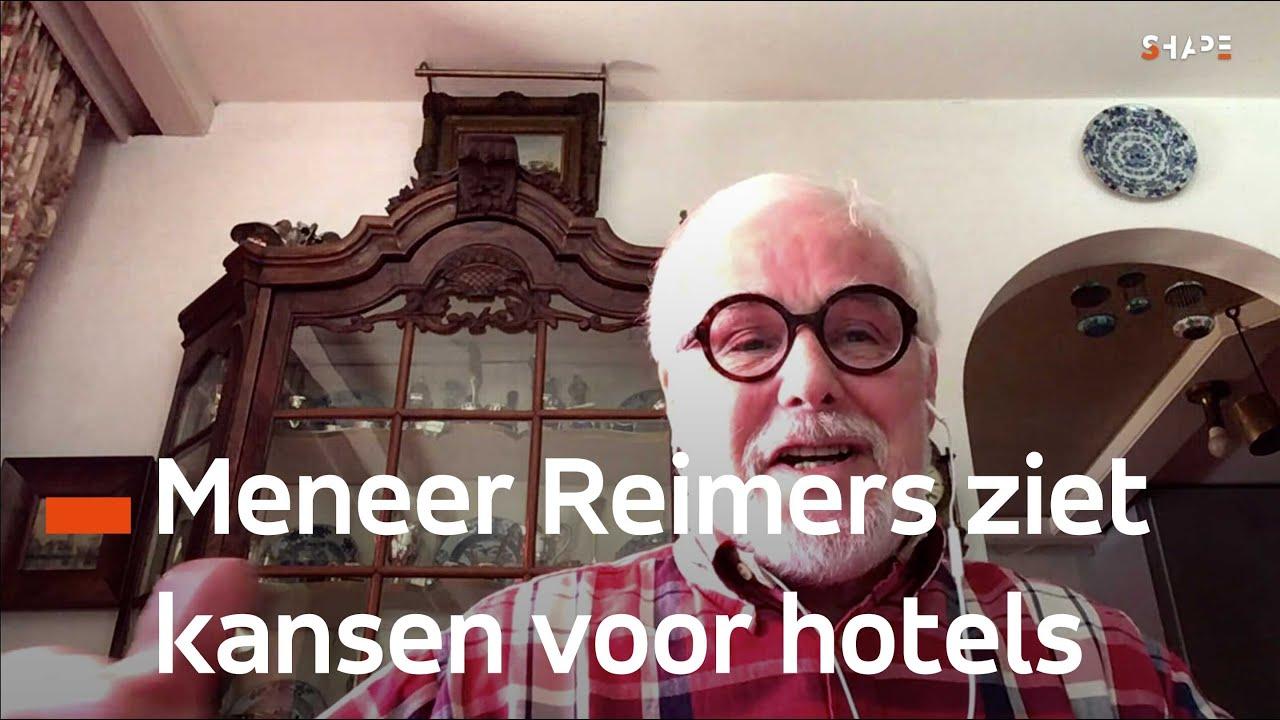 'Kansen voor de hotellerie' | Meneer Reimers | De Corona KeukenCast