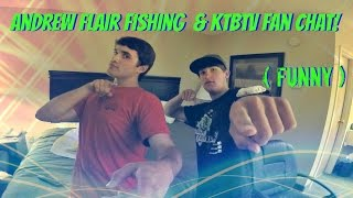 Kentucky Lake Nationals ~ Live Stream with Andrew Flair Fishing