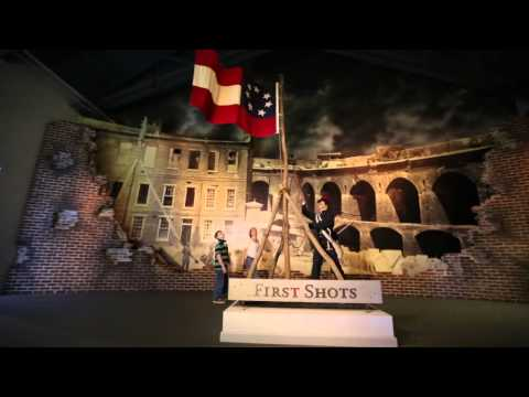 Visit the National Civil War Museum in Harrisburg PA