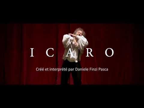 Icaro de Daniele Finzi Pasca - au Théâtre St-Denis
