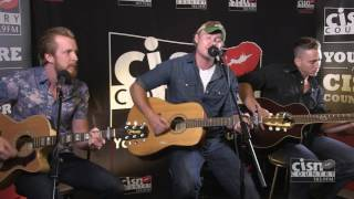 James Barker Band- Lawn Chair Lazy (LIVE at CISN Country)