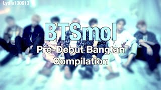 BTSmol: Pre-Debut Bangtan + Their Reaction