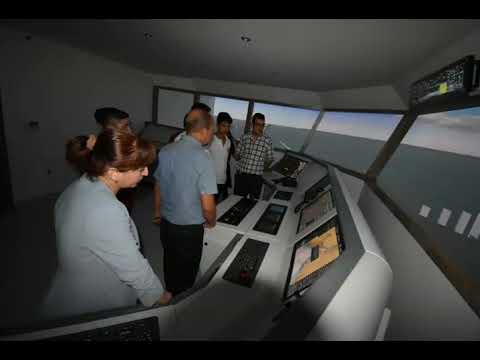 Yakın Doğu Koleji  Gözlem ve Araştırma Kulübü Girne Üniversitesini ziyaret etti.