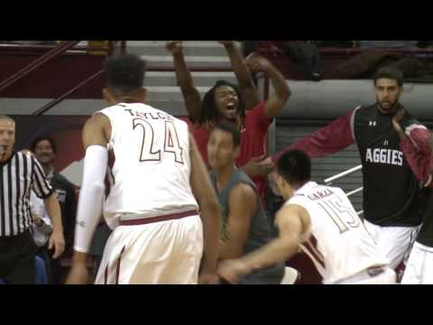 NMSU:UCI highlights