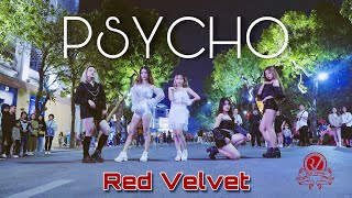 [KPOP IN PUBLIC CHALLENGE] Red Velvet (레드벨벳) - |'Psycho' DANCE COVER BY FIANCÉE | VIETNAM