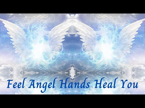 Touched By Angels, Receive Infinite Love And Healing Sleep Meditation (Sleep Hypnosis)