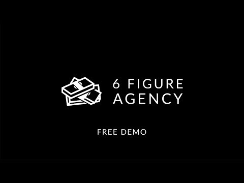 6 Figure Agency Free Demo | Social Media Marketing Agency Course by Billy Willson thumbnail