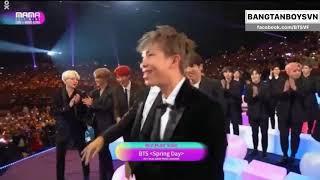 [Vietsub] BTS nhận giải Best Music Video tại MAMA Hongkong 2017