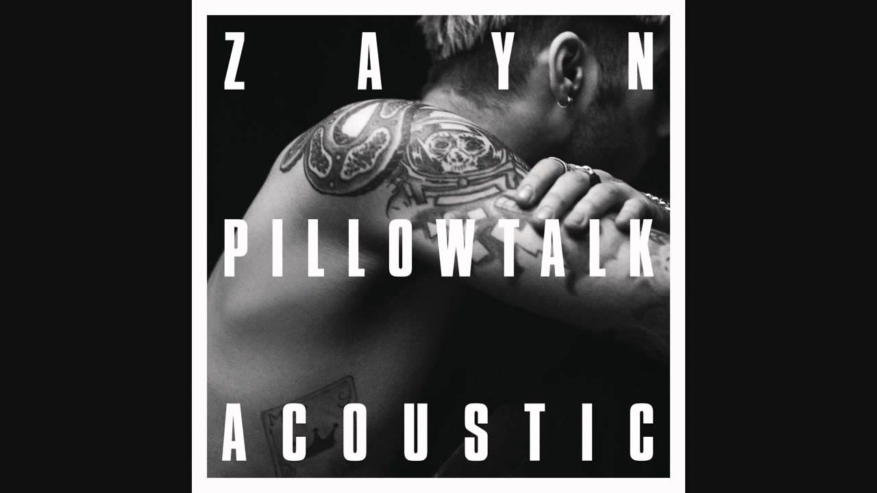 Download ZAYN   PILLOWTALK the living room session Audio
