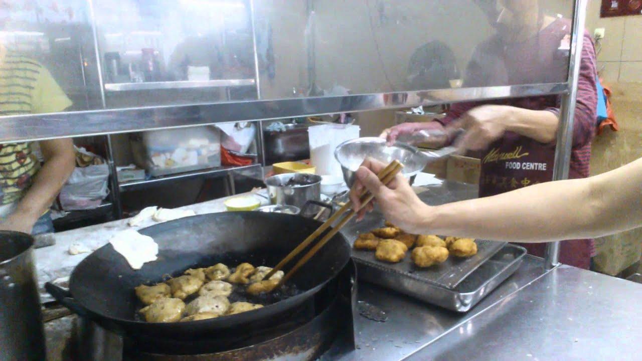 Singapore Street Foods 2014 - YouTube