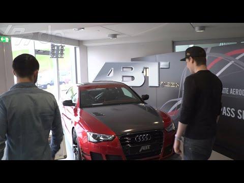 LPN05 bei ABT Sportsline - Showroom, Motorsport Museum, Werkstatt | mit Daniel Abt