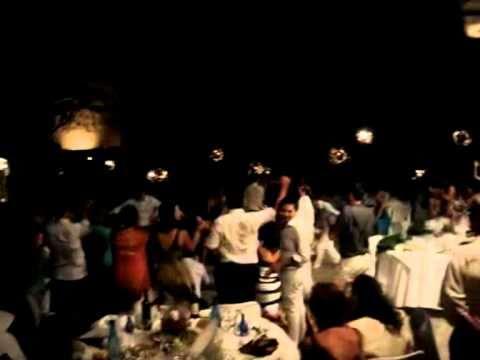 santorini  greek wedding   summer 2010   music factory D.J.wmv