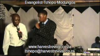 Tshepo C Modungoa Giyani Crusade