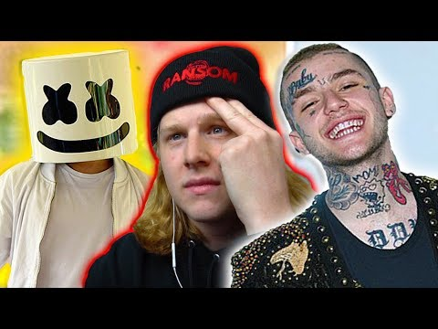 His legacy lives on.. Marshmello x Lil Peep - Spotlight  REACTION!