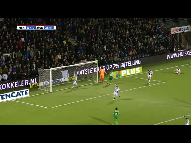 Samenvatting Heracles Almelo - PEC Zwolle