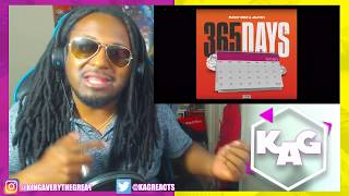 Reacting to FunnyMike & Jaliyah- 365 days (Official Audio) REACTION!!!
