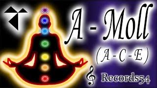 a - moll (a - c - e) 2-3 rhythm (80 to 109 bpm) indigo third eye ajna chakra( clair, psychic senses