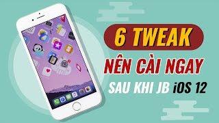 6 TWEAK nên cài ngay sau khi Jailbreak iOS 12 - 12.1.2