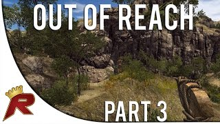 "Out Of Reach Gameplay - Part 3: ""trapped In A Cave"" (alpha Gameplay)"