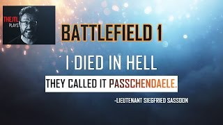 Lonely Battlefield: BF1 Conquest on PS4 Pro