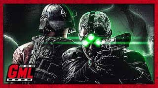 Ghost Recon Breakpoint DLC SAM FISHER SPLINTER CELL - FILM JEU COMPLET