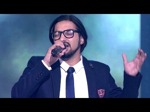 The Voice India - Sachet Tandon's Performance in 4th Live Show
