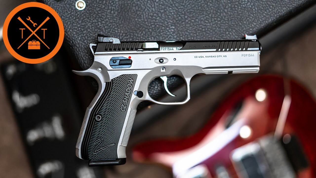 My New Everyday Carry Gun...