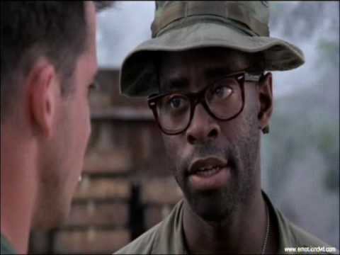 Hamburger Hill - Brush Your Teeth & The FNG Lesson