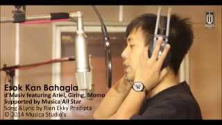 d'Masiv feat Ariel, Giring, Momo - Esok Kan Bahagia (teaser 1)