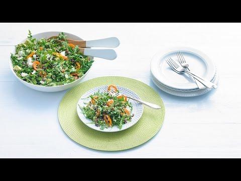 Quinoasalade met adukibonen en feta - Allerhande