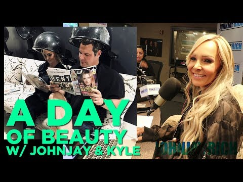 In-Studio Videos - A Day of Beauty with Johnjay & Kyle