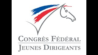 Congrès FFE Jeunes dirigeants - en images