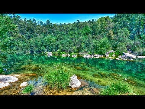 Praias Fluviais de Portugal - Parada De Bouro (Quinta do Lago)